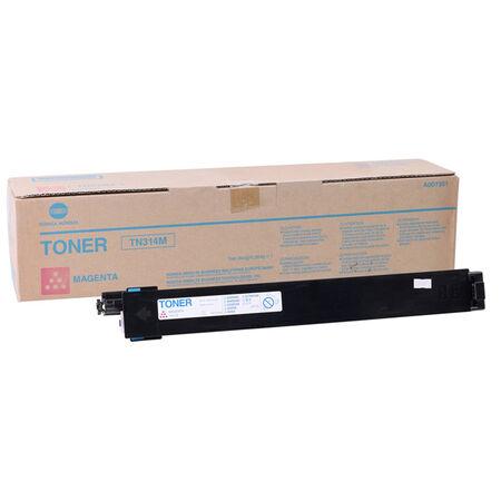 Konica Minolta TN-314/A0D7351 Kırmızı Orjinal Fotokopi Toner