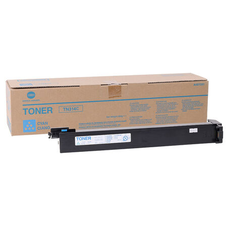 Konica Minolta TN-314/A0D7451 Mavi Orjinal Fotokopi Toner