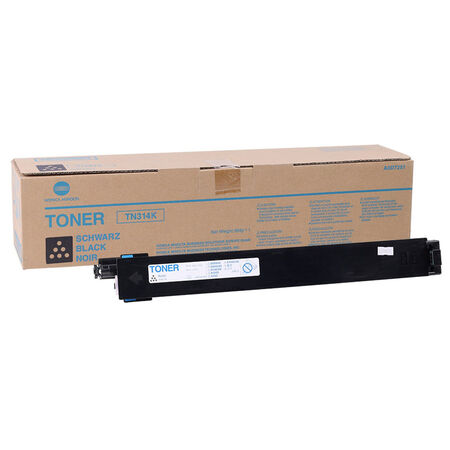 Konica Minolta TN-314/A0D7151 Siyah Orjinal Fotokopi Toner