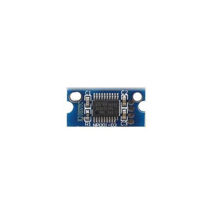 Konica Minolta TN-318/A0DK453 Mavi Fotokopi Toner Chip