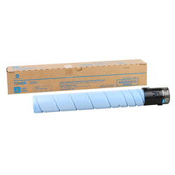 Konica Minolta TN-324/A8DA450 Mavi Orjinal Fotokopi Toner - Thumbnail