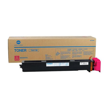 Konica Minolta TN-611/A070350 Kırmızı Orjinal Fotokopi Toner