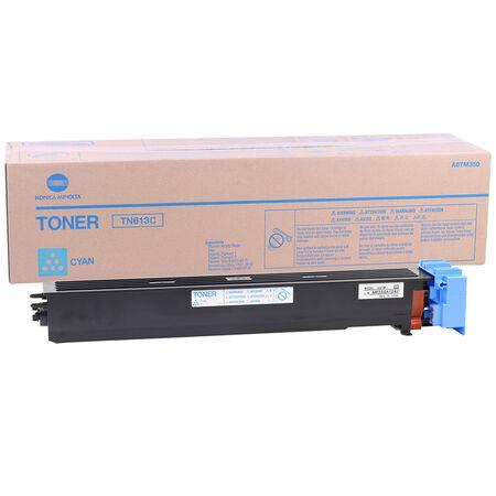 Konica Minolta TN-613/A0TM450 Mavi Orjinal Fotokopi Toner