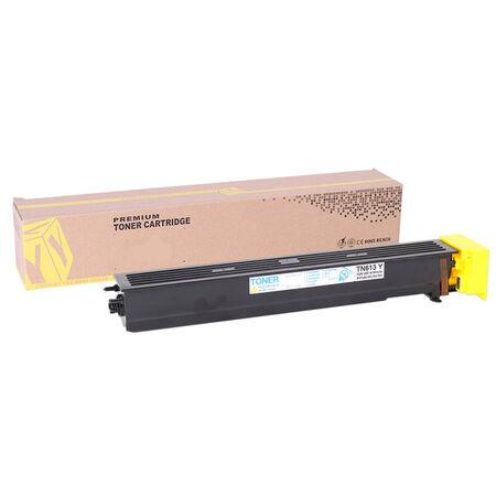 Konica Minolta TN-613/A0TM250 Sarı Muadil Fotokopi Toner