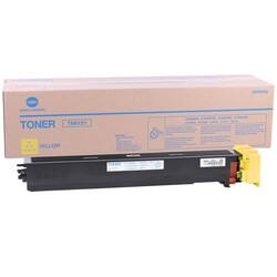 Konica Minolta - Konica Minolta TN-613/A0TM250 Sarı Orjinal Fotokopi Toner