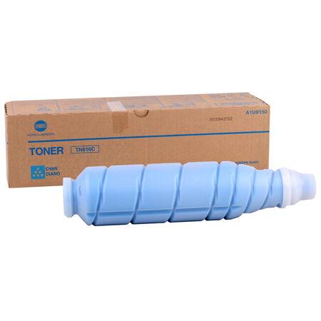 Konica Minolta TN-616/A1U9453 Mavi Orjinal Fotokopi Toner