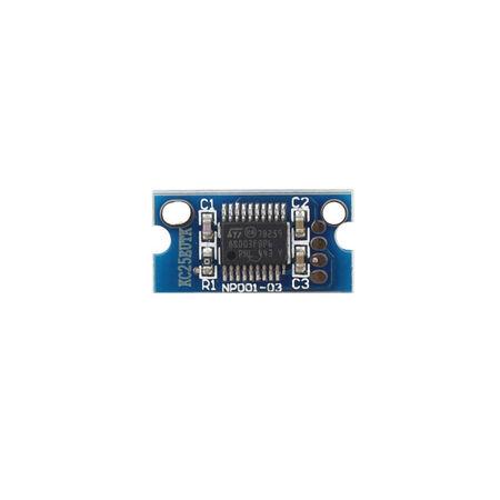Konica Minolta TNP-27/A0X54D4 Mavi Fotokopi Toner Chip