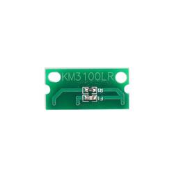 Konica Minolta TNP-51/A0X5455 Mavi Fotokopi Toner Chip - Thumbnail