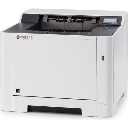 Kyocera ECOSYS P5021CDN A4 Renkli Network Lazer Yazıcı