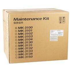Kyocera - Kyocera MK-3100/1702MS8NL0 Orjinal Bakım Seti