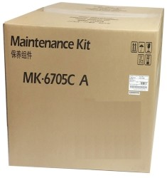 Kyocera - Kyocera MK-6705C Orjinal Fotokopi Fuser Ünitesi