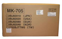 Kyocera - Kyocera MK-705 Orjinal Fotokopi Bakım Seti