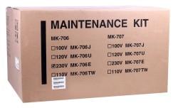 Kyocera - Kyocera MK-706 Orjinal Fotokopi Bakım Seti