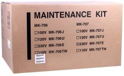 Kyocera - Kyocera MK-707 Orjinal Fotokopi Bakım Seti