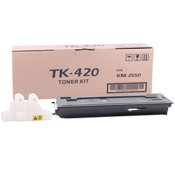 Kyocera - Kyocera TK-420/370AM010 Muadil Fotokopi Toneri