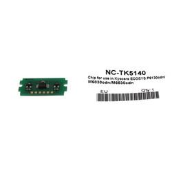Kyocera - Kyocera TK-5140/1T02NR0NL0 Siyah Toner Chip