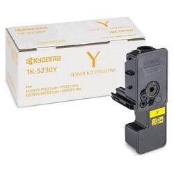 Kyocera - Kyocera TK-5230/1T02R9ANL0 Sarı Orjinal Toner