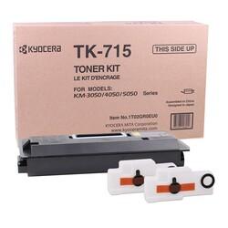 Kyocera - Kyocera TK-715/1T02GR0EU0 Orjinal Fotokopi Toner