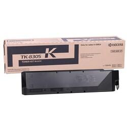 Kyocera - Kyocera TK-8305/1T02LK0NL0 Siyah Orjinal Fotokopi Toneri