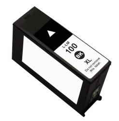 Lexmark - Lexmark 100XL-14N1068E Siyah Muadil Kartuş Yüksek Kapasiteli