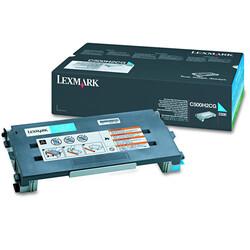 Lexmark - Lexmark C500-C500H2CG Mavi Orjinal Toner