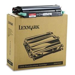 Lexmark - Lexmark C510-20K0504 Orjinal Drum Ünitesi