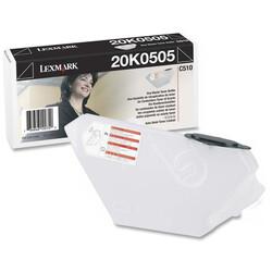 Lexmark - Lexmark C510-20K0505 Orjinal Atık Kutusu