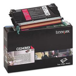 Lexmark - Lexmark C534-C5340MX Kırmızı Orjinal Toner Extra Yüksek Kapasiteli