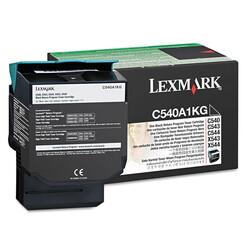 Lexmark - Lexmark C540-C540A1KG Siyah Orjinal Toner