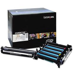 Lexmark - Lexmark C540-C540X71G Siyah Orjinal Drum Kiti