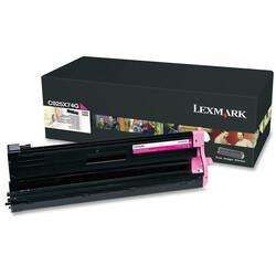 Lexmark - Lexmark C925-C925X74G Kırmızı Orjinal Drum Ünitesi