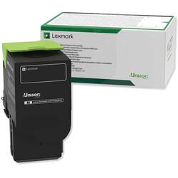 Lexmark - Lexmark CS310-70C80C0 Mavi Orjinal Toner
