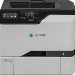 Lexmark - Lexmark CS720DE Renkli Lazer Yazıcı