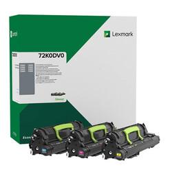 Lexmark - Lexmark CS820-72K0DV0 Renkli Orjinal Developer Kit