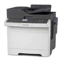 Lexmark - Lexmark CX317DN Çok Fonksiyonlu Renkli Laser Yazıcı