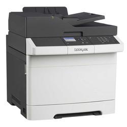 Lexmark - Lexmark CX417DE Renkli Çok Fonksiyonlu Laser Yazıcı