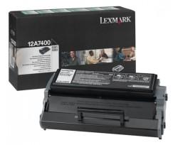 Lexmark - Lexmark E321-12A7400 Orjinal Toner