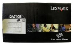 Lexmark - Lexmark E321-12A7405 Orjinal Toner Yüksek Kapasiteli