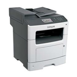 Lexmark - Lexmark MX417DE Çok Fonksiyonlu Laser Yazıcı