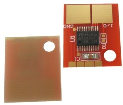 Lexmark - Lexmark T420-12A7415 Toner Chip Yüksek Kapasiteli