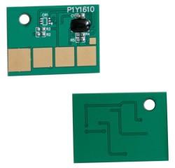 Lexmark - Lexmark X792-X792X1CG Mavi Toner Chip Yüksek Kapasiteli