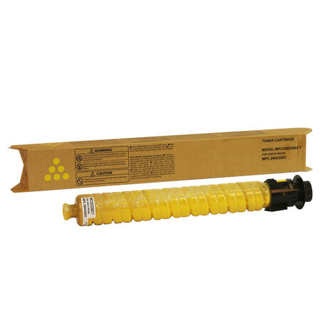 NRG MP-C2003 Sarı Muadil Fotokopi Toner Yüksek Kapasiteli