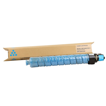 NRG MP-C2800 Mavi Muadil Fotokopi Toner