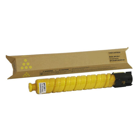NRG MP-C300 Sarı Muadil Fotokopi Toner