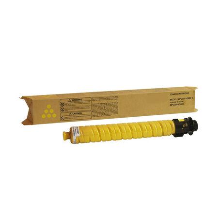 NRG MP-C3003 Sarı Muadil Fotokopi Toner