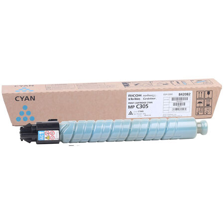 NRG MP-C305 Mavi Orjinal Fotokopi Toner