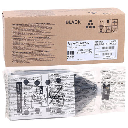 NRG MP-C6000 Siyah Orjinal Fotokopi Toner