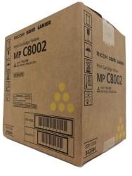 Nrg - NRG MP-C6502 Sarı Orjinal Fotokopi Toner