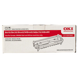 Oki - Oki B410-43979002 Orjinal Drum Ünitesi