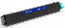 Oki - Oki B4100-01103409 Muadil Toner